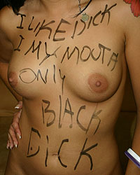 Avy Lee Roth Black Dick Shemale