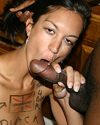 Essy Interracial Hardcore