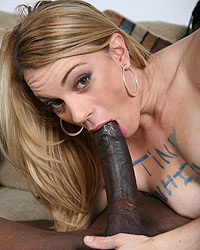 Kiera Lynn Black Dick White Chicks