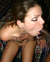 Lisa White Black Dick Tube