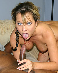 Sophia Gently My Big Black Dick