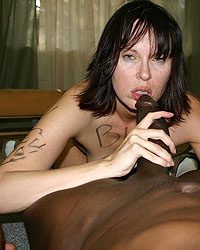 Tina Tyler Black Dick And Black Pussy